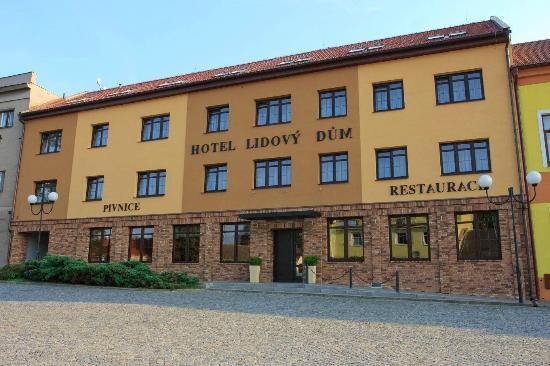 Hotel Lidovy Dum