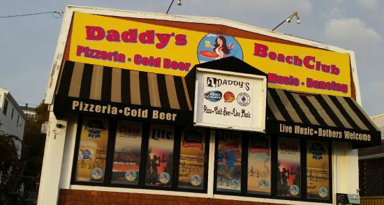 Daddy's beach Club on Nantasket Beach, MA