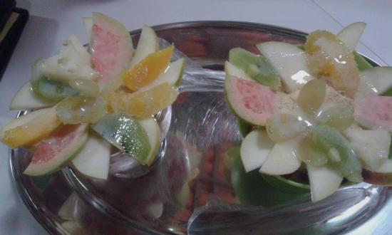 Salada de Frutas Do Amor