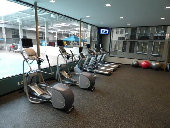 BEST WESTERN PLUS Kingston Hotel and Conference Center: Fitness Center