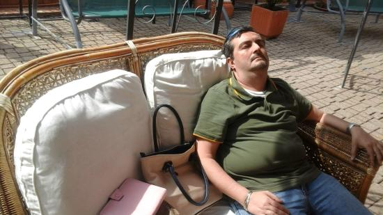 Roure, Italy: Esterno Hotel