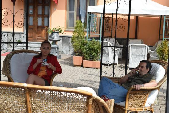 Roure, Italien: Esterno Hotel