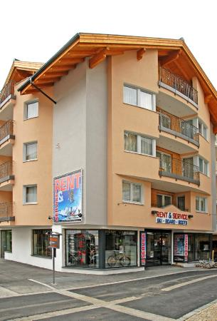 Alpenperle Apartmenthaus