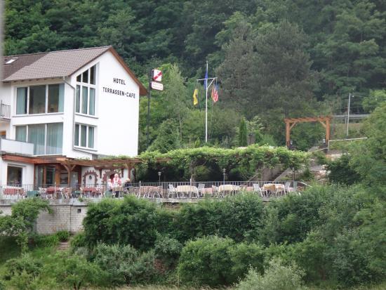 Neckarsteinach, Германия: Ресторан