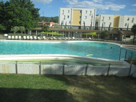 Hotel Les Oliviers : piscine
