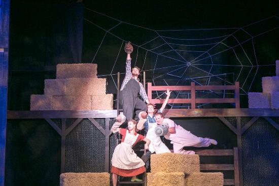 Old Log Theatre: Charlotte's Web