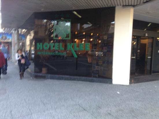 Hotel Klee: fachada