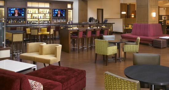 Detroit Marriott Troy: Lobby