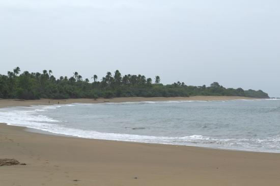 Posada Los Destiladeros: Amplia y tranquila playa
