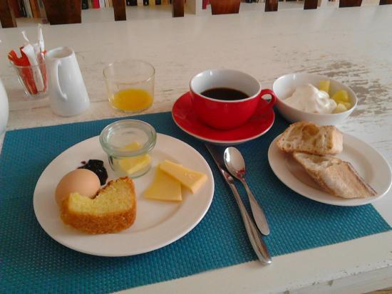 Hotel Arvor Saint Georges : Lovely breakfast