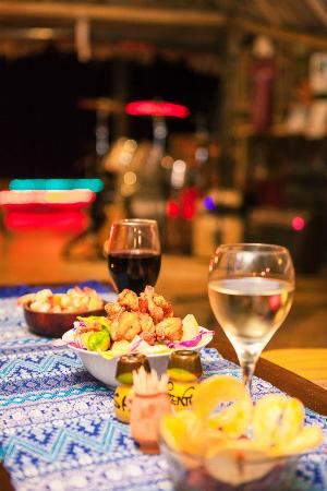 The Sunken Fish Tree Top Ocean View Bar & Restaurant