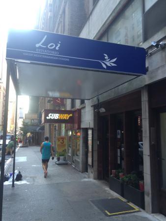 Loi Estiatorio Great Greek Restaurant
