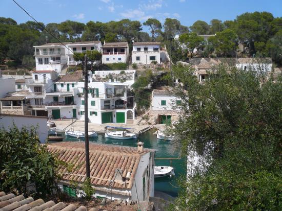 Hotel Rocamar: Cala Figuera harbour