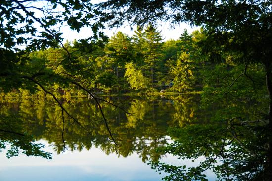Henniker, NH: Keyser pond