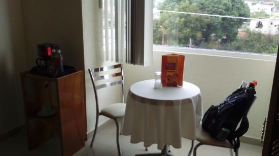 Hotel Señorial Tlaxcala: Buena vista
