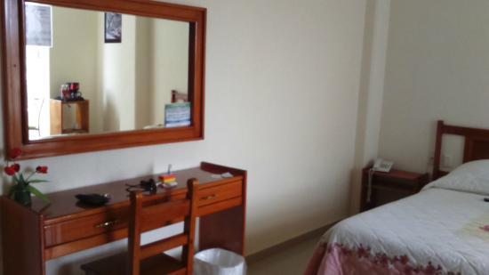 """Hotel Señorial Tlaxcala: Recibimiento con """"Dulces tipicos"""""""