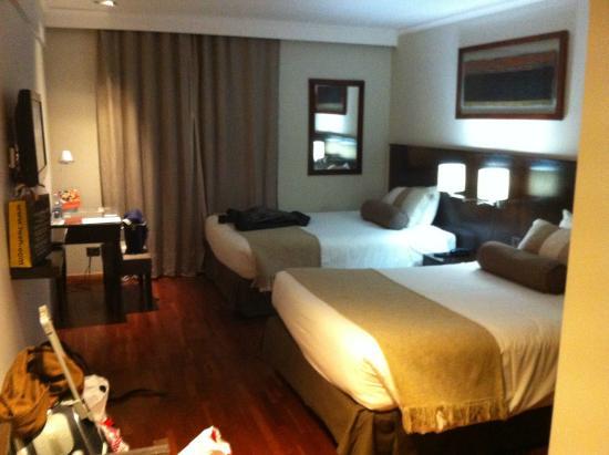 Inca Hoteles Los Andes: Room