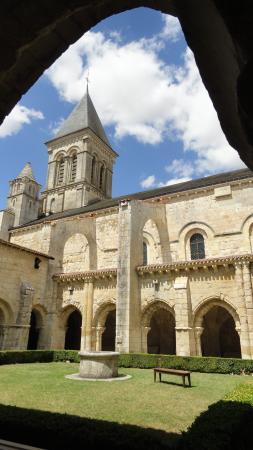 L'Abbaye Saint-Vincent