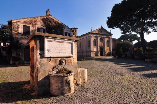 Ostia Antica, Italia: Cattedrale Di S. Aurea