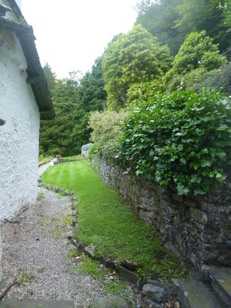 Foxghyll Country House B&B: Garden access from Spa room