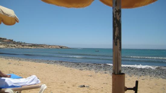 Barlovento : Strand mit Mietliege
