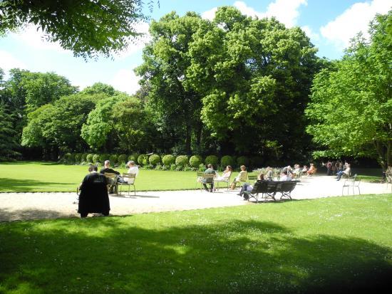 Paris, Fransa: The Garden of Eden