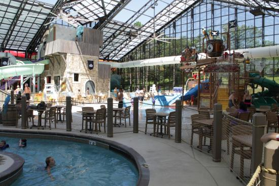 Holiday Inn Club Vacations Fox River Resort: Pirate's Cay