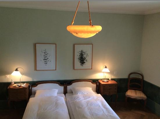 """Auberge Aux 4 Vents: The """"dream"""" room"""