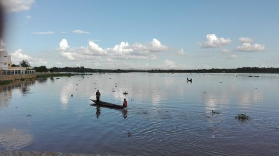 Hotel Mande: Река Нигер
