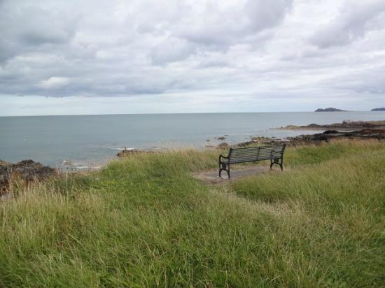 Portmarnock Beach: Entre Portmarnock e Malahide