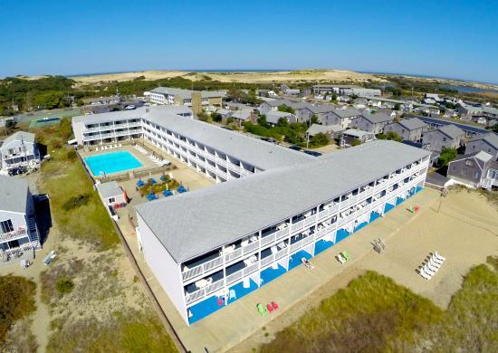 Sandcastle Resort: Aerial of property