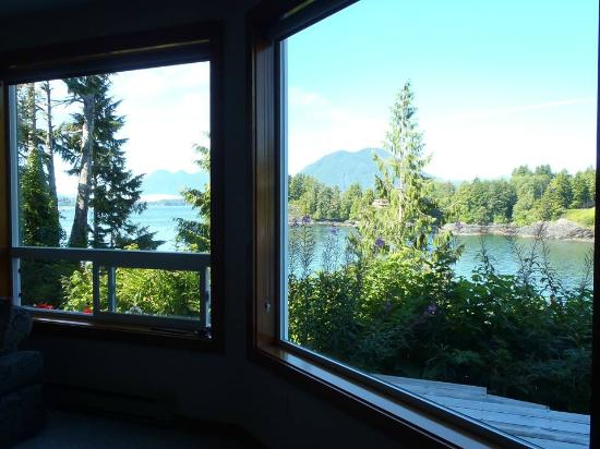 Meares Retreat Bed & Breakfast: One view from insite the suite