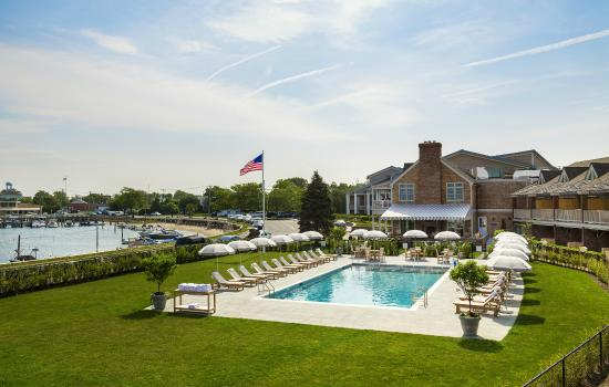 Sag Harbor, Nowy Jork: Pool