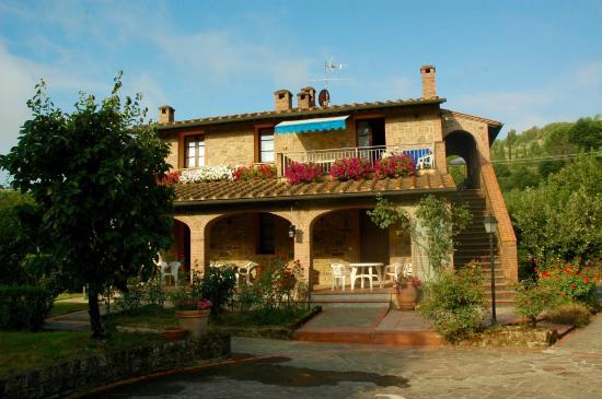Residence Santa Maria: smaller building