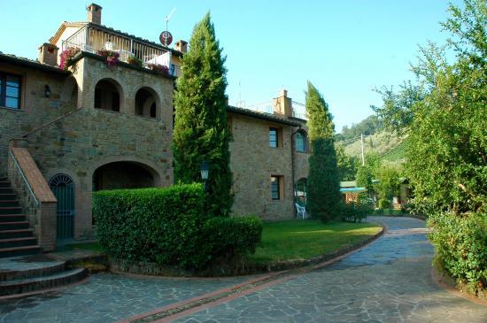 Residence Santa Maria: entrance
