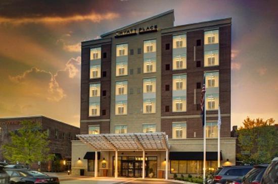 Hilton Hotel Vista Columbia Sc