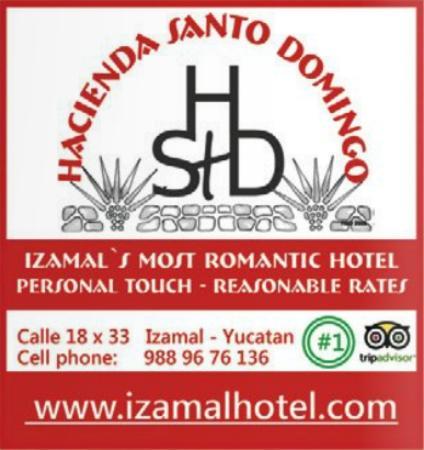 Hacienda Hotel Santo Domingo: Logo