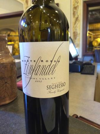 Seghesio Family Vineyards: Monte Rosso Zinfandel