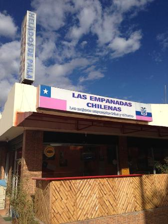 Las Empanadas Chilenas de Joaquin