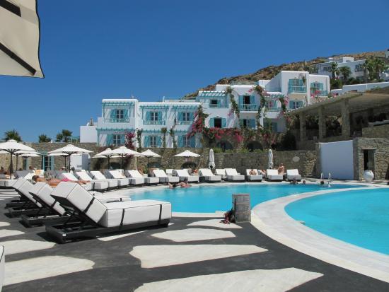 Hotel Royal Myconian Resort Thalasso Spa