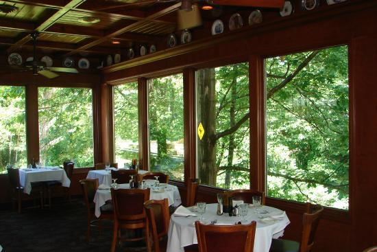 One Of Window Dining Areas Picture Of White Oaks