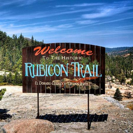 TRAIL RUBICON MAP