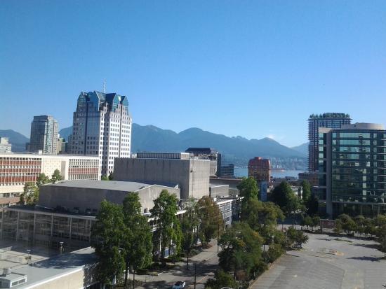 Sandman Hotel Vancouver City Centre Vancouver Bc Canada