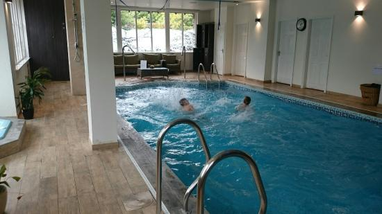 Pool At Stonecross Manner Boys Had Fab Time Will Definitely Come Back To Hotel Helpful And Frien