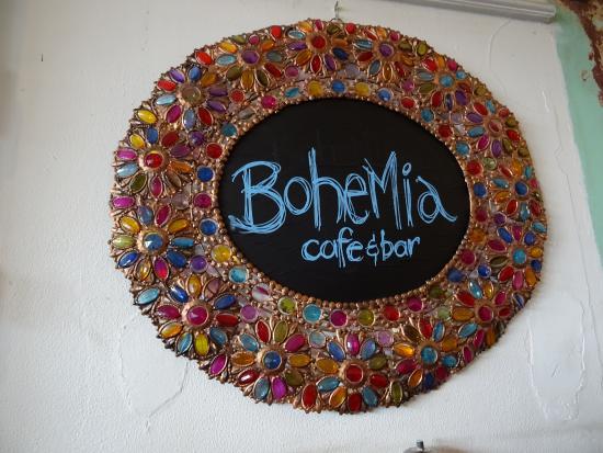 Bohemia Cafe and Bar: Bohemia Cafe