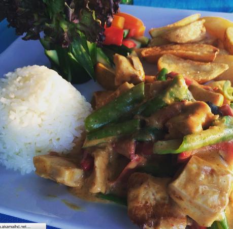 Marvista Restaurant: Red Thai Curry