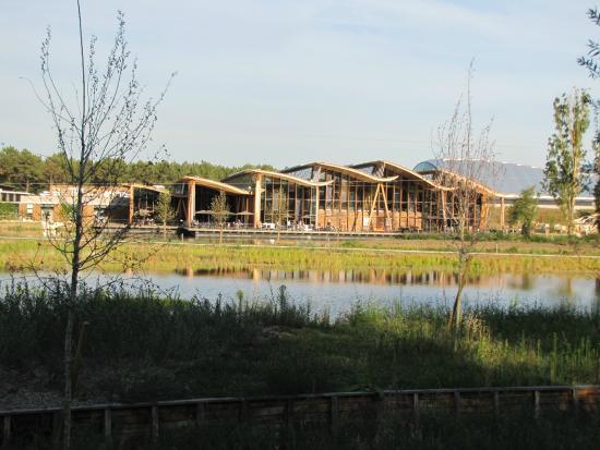 Le dome picture of center parcs domaine le bois aux daims les trois moutiers tripadvisor - Center parc bois aux daims adresse ...