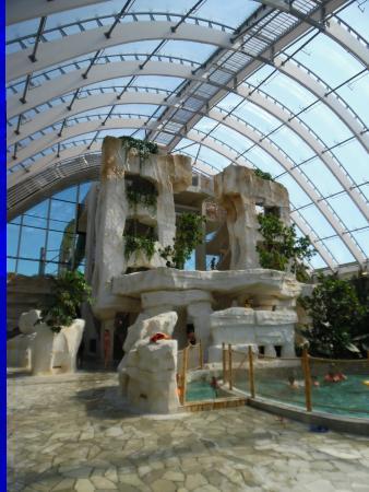 Le dome photo de center parcs domaine le bois aux daims les trois moutiers tripadvisor - Center parc bois aux daims adresse ...