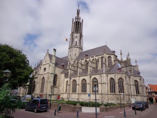 Hulst, Países Baixos: External view