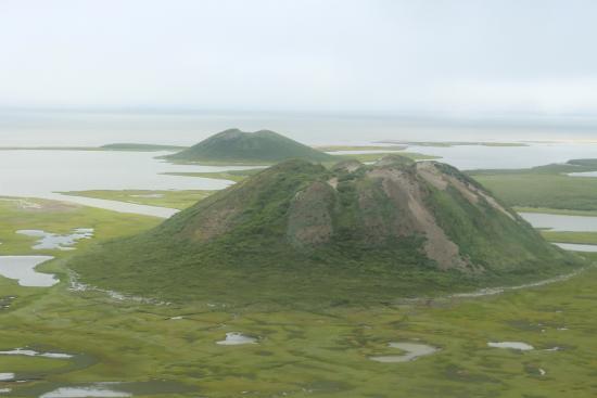 Tundra North Tours: Pingos around Tuktoyaktuk